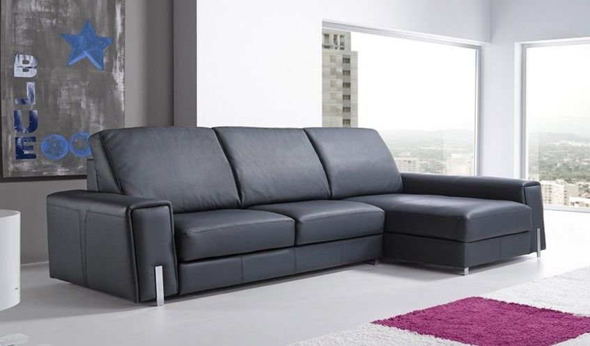 Rinconera chaise longue con arc n im genes y fotos for Sofas de piel con chaise longue