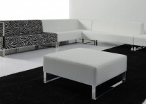 Sofá rinconera minimalista