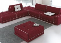 Sofá rinconera relax de diseño