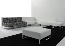 Sofá rinconera de diseño moderno