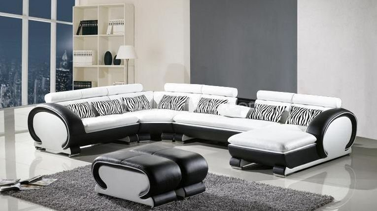 sof s rinconeras modernos. Black Bedroom Furniture Sets. Home Design Ideas