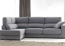 Sofá modular rinconera de asientos extraíbles