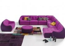 Sofá rinconera de diseño